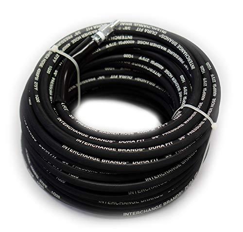100 ft power washer hose - 7