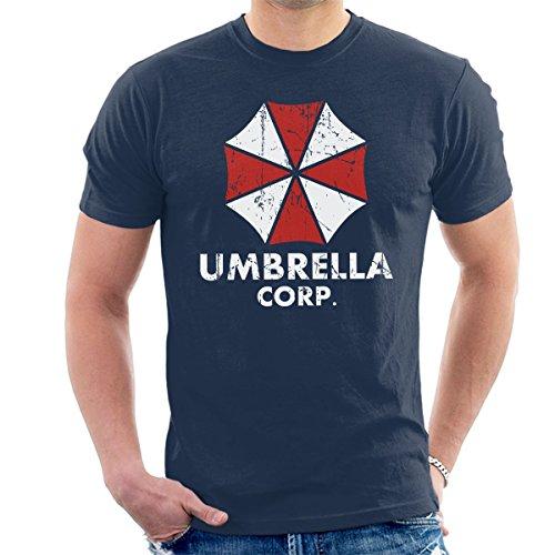 Cloud City 7 Umbrella Corp Resident Evil Men's T-Shirt