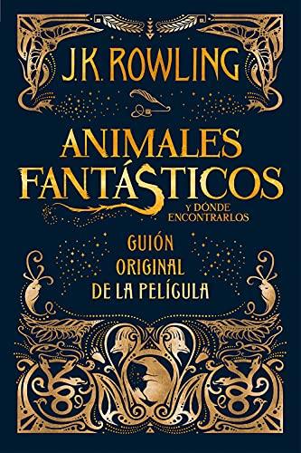 Animales fantasticos y donde...