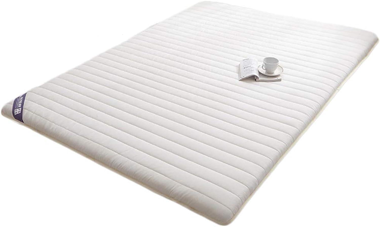 Breathable Thick Cotton Mattress, Ergonomic Soft Quilted Folding Mattress 5 Zones-A 120x190cm H 6cm