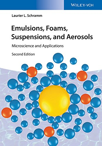 Emulsions, Foams, Suspensions, and Aerosols: Microscience and Applications (English Edition)