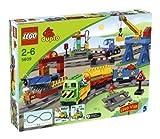 LEGO Duplo Deluxe Train Set 116pieza (S) Set da Costruzione–Gioco di Costruzioni, Multicolore, 2Anno (S), 116Pezzo (S), 6Anno (S)