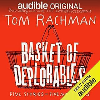 Basket of Deplorables audiobook cover art