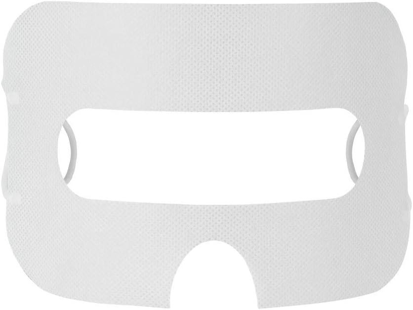 VR Mask 150pcs for VR Headset l Eye Mask Cover(White 150Pcs)