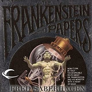 The Frankenstein Papers audiobook cover art
