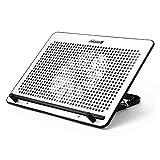 DZAER 12-19 inch Laptop Dispositivo di Raffreddamento del Ventilatore USB del Computer Portatile Dispositivo di Raffreddamento Portatile Pad Base del Computer Ventola Supporto per Pc