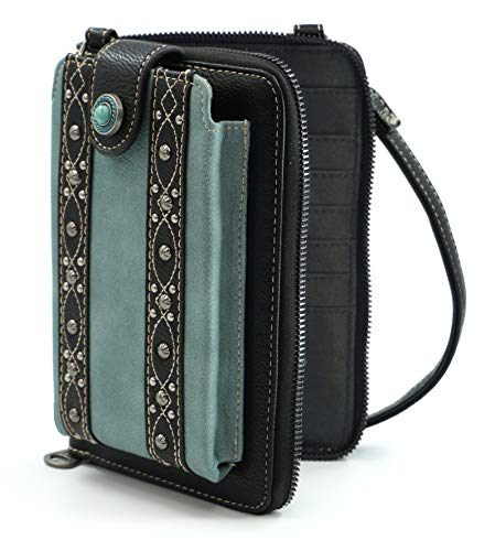 Montana West Crossbody Cell Phone Purse For Women Western Style Phone...