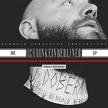 Die #ichbinkeinberliner EP