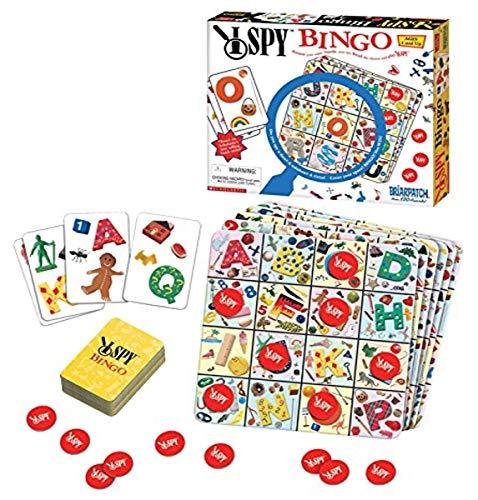 Briar Patch I SPY Original Bingo Game (6108)