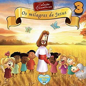 Coleção Ecumênica: Os Milagres de Jesus, Vol. 3