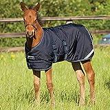 Horseware Amigo Foal Turnout Blanket 48 Navy