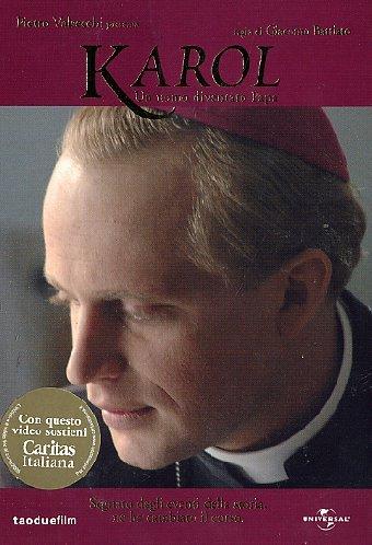 Locandina Karol - Un uomo diventato papa