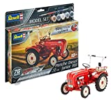 Revell Model Set- Maquette Model Set Tracteur Porsche Junior 108, 67820