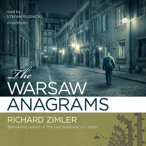 The Warsaw Anagrams audiobook cover art