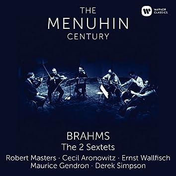 Brahms: String Sextets Nos 1 & 2