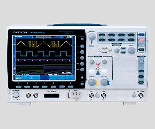 【校正対応】GWINSTEK(テクシオ・テクノロジー)1-4922-13デジタルストレージオシロスコープGDS−2202A【1台】(as1-1-4922-13)