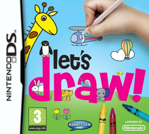 Let's Draw! [UK Import]