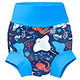 Splash About New and Improved Happy Nappy Swim Diapers (Under The Sea, 12-24 Months) reusable diapers Jan, 2021