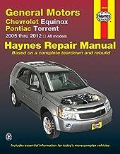 General Motors Chevrolet Equinox and Pontiac Torrent: 2005 thru 2012 All models (Haynes Repair Manual)