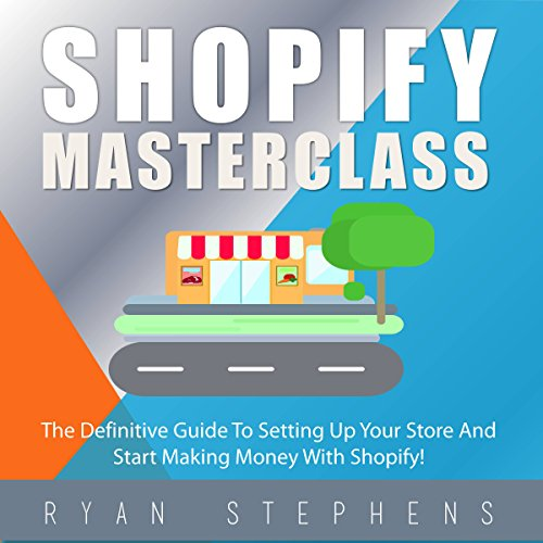 Shopify MasterClass audiobook cover art