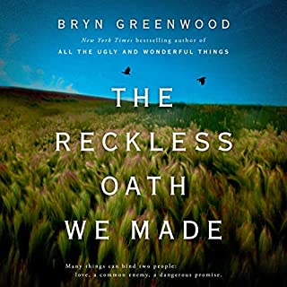 The Reckless Oath We Made audiobook cover art