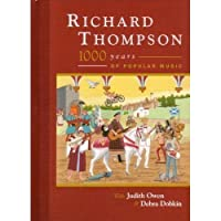 Richard Thompson - 1000 Years of Popular Music (2 CD & 1 DVD Set) by Richard Thompson