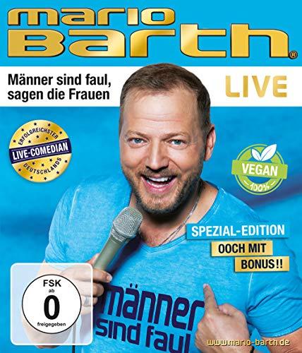 Mario Barth - Männer sind faul, sagen die Frauen [Blu-ray]
