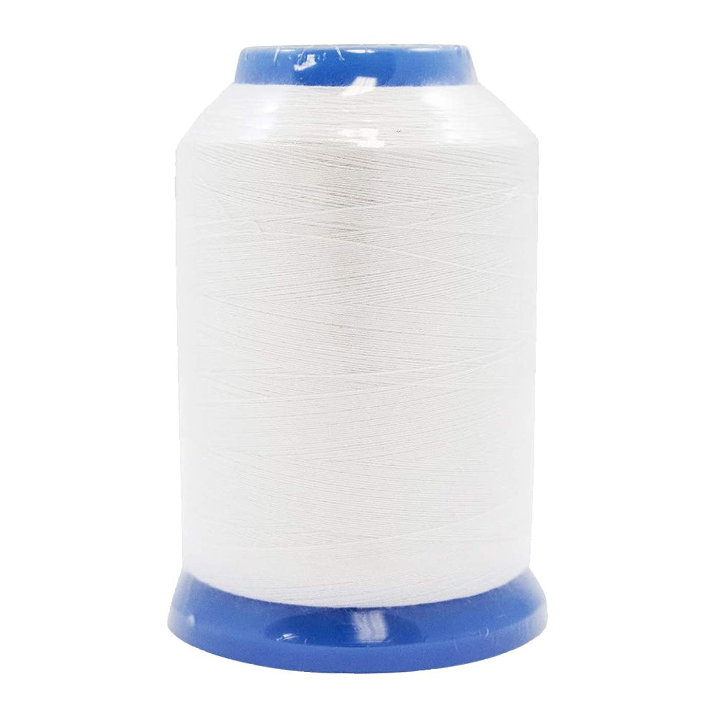 Janome Embroidery Bobbin Thread White in 1600m Spools