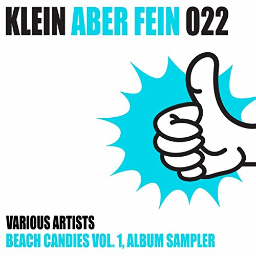 Beach Candies, Vol. 1, Album Sampler