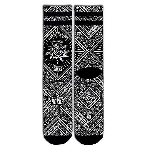 American Socks - Mid High - Serie Signature Bandana Large-X-Large