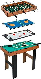ColorBaby - Mesa multijuegos de madera, 87 x 43 x 73 cm  (85328)