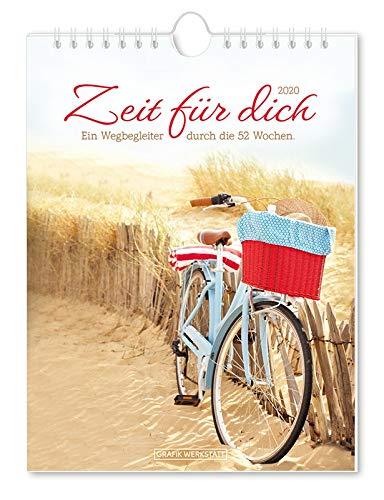 """Wochenkalender 2020 \""""Zeit für dich\"""""""