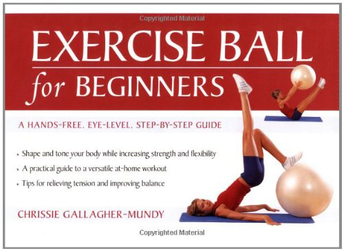 Exercise Ball for Beginners: A Hands-Free, Eye-Level, Step-by-Step Guide