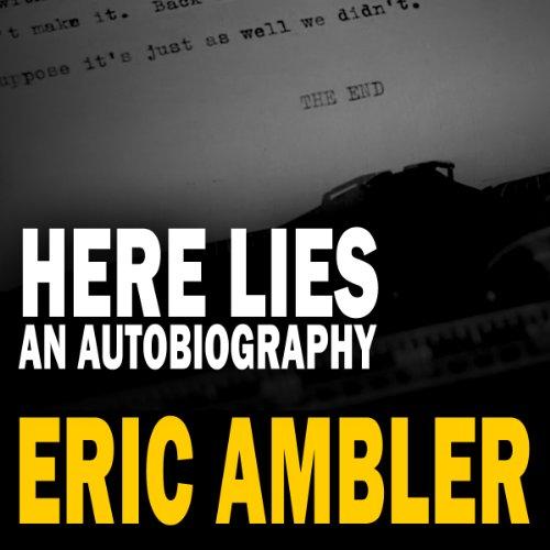 Here Lies - An Autobiography cover art