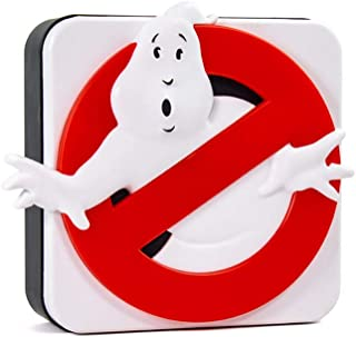 Numskull Official Ghostbusters 3D Desk Lamp Wall Light for Bedroom, Office, Home, Study, Work