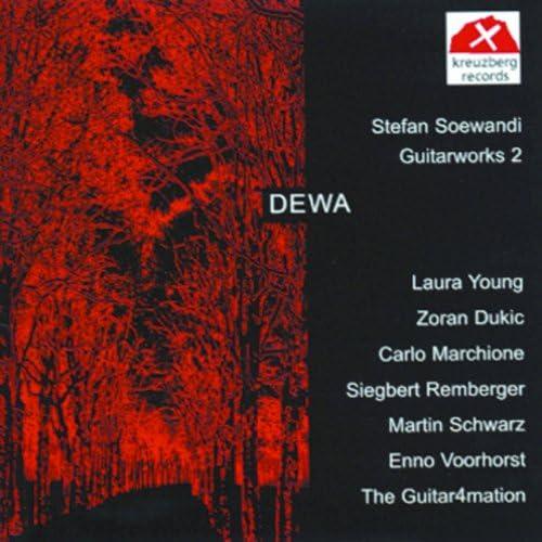 Zoran Dukic, Siegbert Remberger, Carlo Marchione, Laura Young, Enno Voorhorst, The Guitar4mation & Martin Schwarz