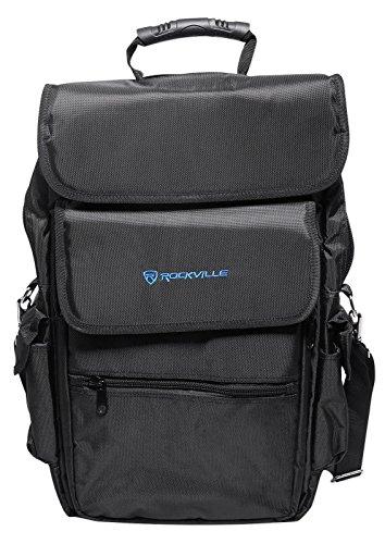 3. Rockville 25-Key Case Soft Carry Bag Backpack For Impulse+Launchkey 25 Keyboards