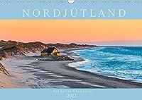 Nordjuetland - die Spitze Daenemarks (Wandkalender 2022 DIN A3 quer): Nordjuetland - Daenemarks hoher Norden (Monatskalender, 14 Seiten )