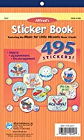 Alfred's Sticker Book: Featuring the Music for Little Mozarts Music Friends