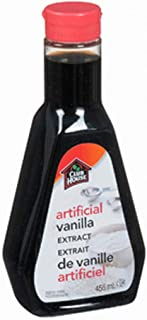 Club House Vanilla Extract, Artificial 455ml {Imported from Canada}