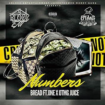 Numbers (feat. ONE & Otmg Juice)