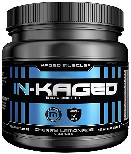 IN-KAGED, Intra Workout Fuel