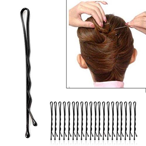 Cheveux poignées kirby bobby pins fashion chignon accessoires filles clips slides style
