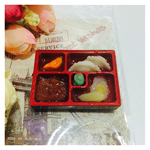 Changskj Pegatinas de Pared Argificial Sushi Iman De Frigorífico Frigorífico Frigorífico Pegatina Magnética Decoración del hogar Recuerdos de Viaje (Color : 2)