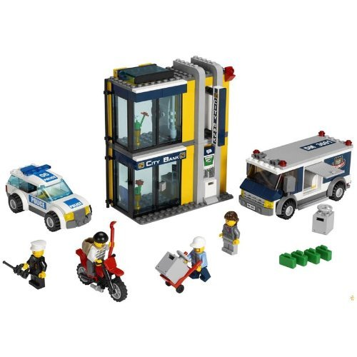 LEGO City 3661 Bank And Money Transfer by