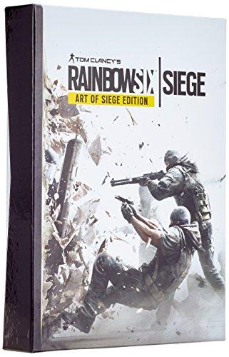 Tom Clancy's Rainbow Six Siege Art of Siege Edition - Sony PlayStation 4