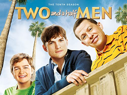 Two and a Half Men: The Complete Tenth Season 🔥