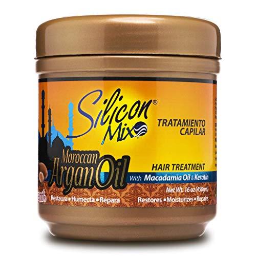 Silicon Mix Moroccan Argan Oil Mascara 450g