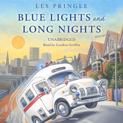 Blue Lights and Long Nights audiobook cover art