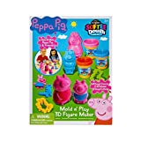 UPD Peppa Pig Softee Dough 3D Figure Maker